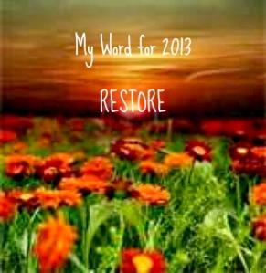 word restore
