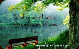 bench comfort zone