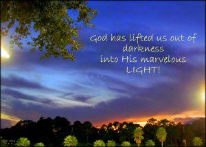 God Has Lifted